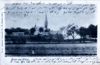 Postkarte aus der Gedenktafel