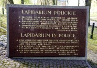 Inschriftenstein Lapidarium