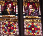Melanchthon und Luther, Kolsterkirche Schulpforta