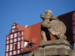 Bernburg, die Brenburg
