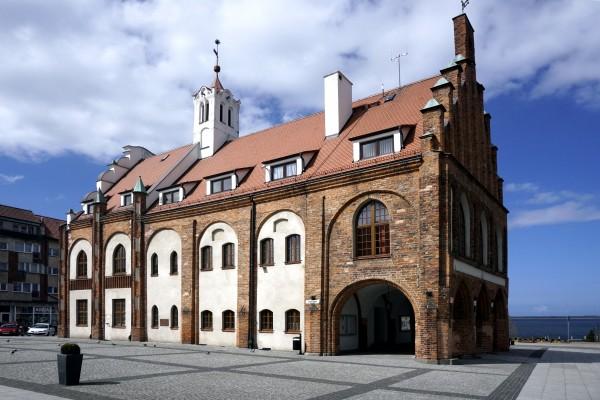 Altes Rathaus Cammin