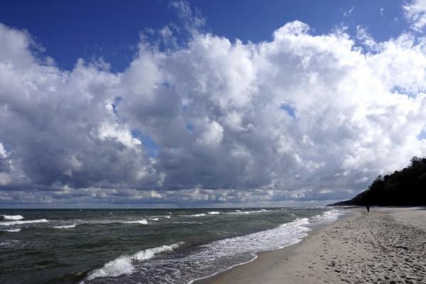 Amm Strand von Poberow